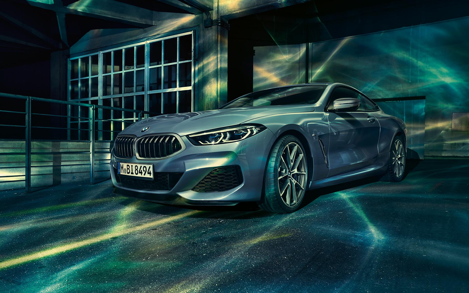 THE 8: Bilder und Videos des BMW 8er Coupé | BMW.lu