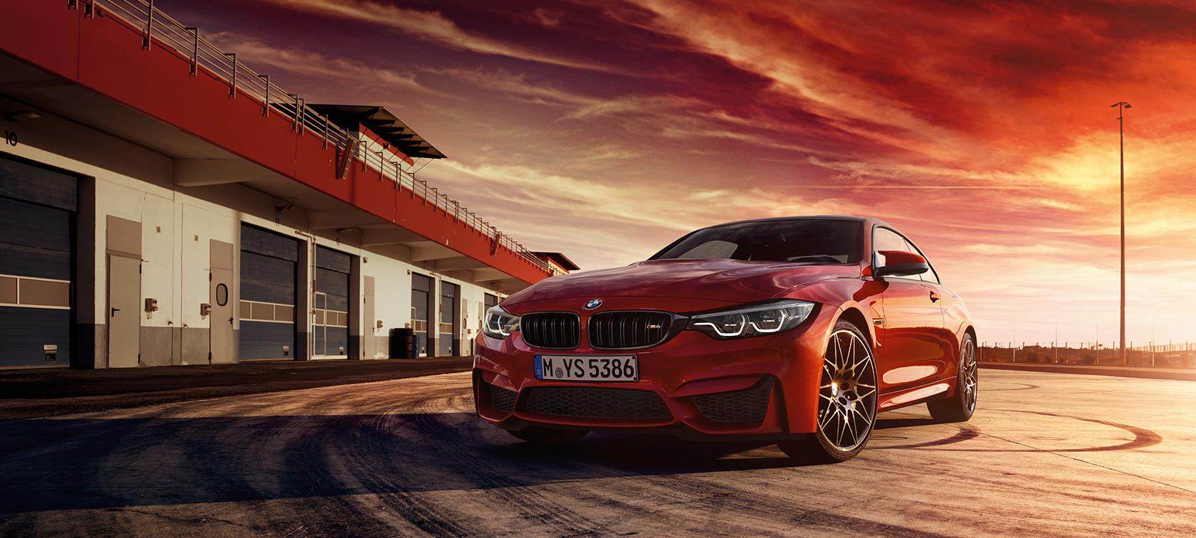 THE M4: Technische Daten | BMW.lu