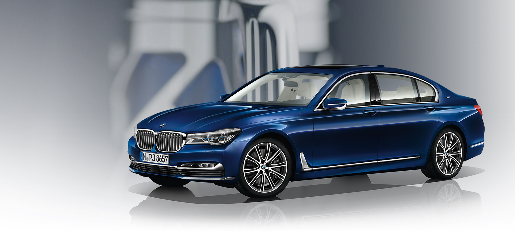 Bmw The Next 100 Years Bmw 7 Series Jubilee Edition