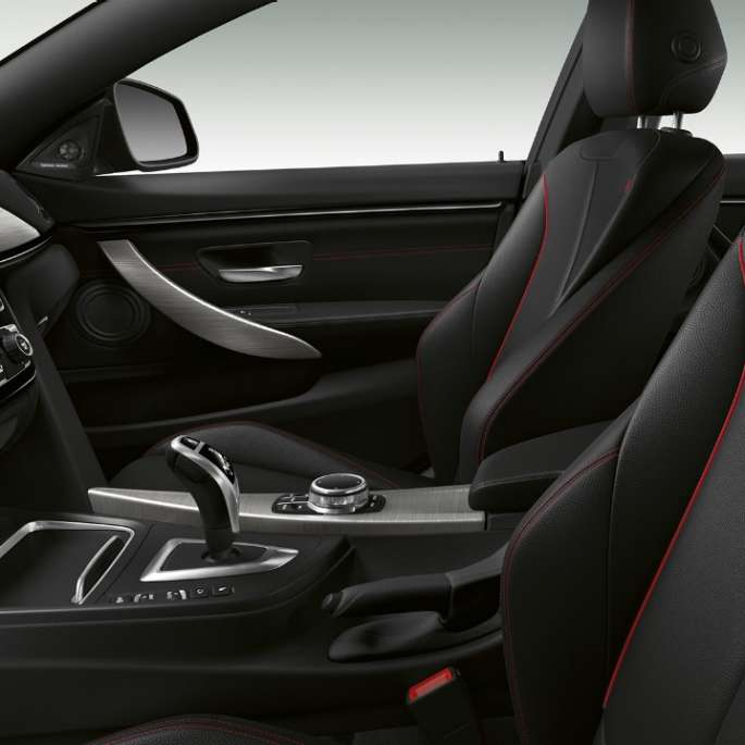 BMW 4 Series Gran Coupé, Model Sport Line interior